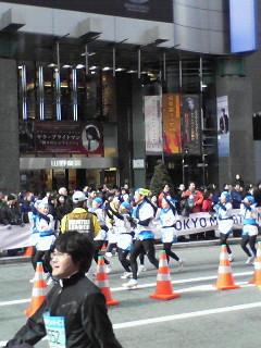 東京マラソンとIWGP<br />  ベルト