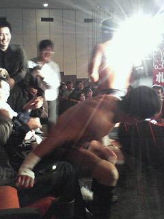 IWGP王者 vs NJC<br />  優勝者