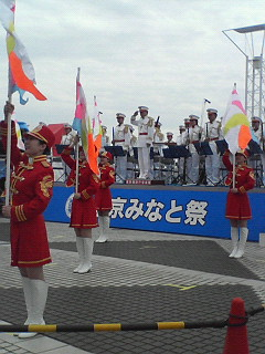晴海の祭と有明のハッスル!