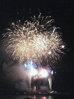 久里浜ペリー祭花火大会