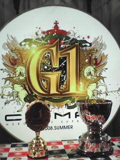 G1クライマックス2008<br />  両国6日目