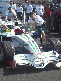 モータースポーツジャパン2008 1
