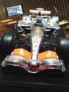 まもなくF1<br />  日本GPが開幕します1