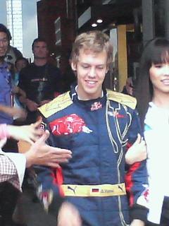 まもなくF1<br />  日本GPが開幕します3