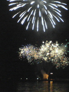 久里浜ペリー祭・花火