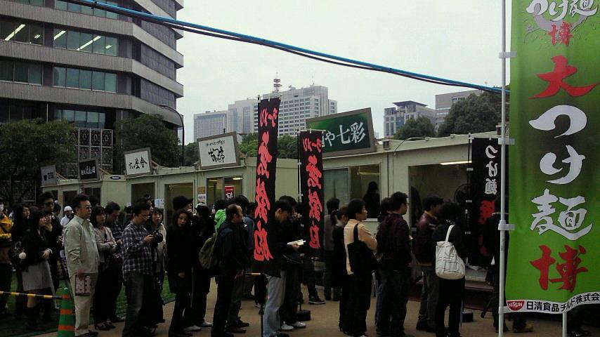 東京モーターショーと大つけ麺博極私的10.24-25