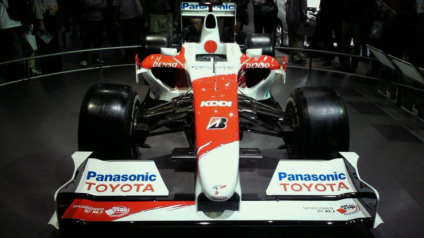 トヨタ撤退!  F1<br />  からジャパンが消える日…